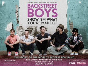 Oplev Backstreet Boys