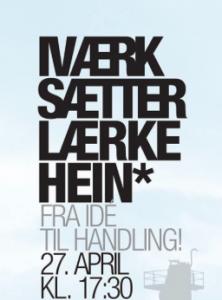 Foredrag med Lærke Hein