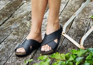 Komfort til fødderne