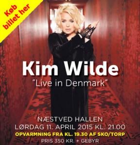 Kim Wilde – live in Denmark