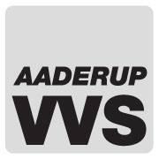 aaderup vvs logo