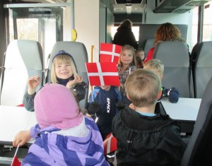 Ny bus til børnene