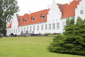 Jazzduo på Rønnebæksholm