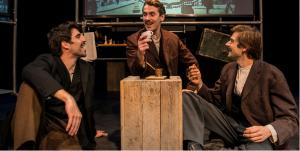 """""""Princip 1914"""" på Grønnegade Teater"""