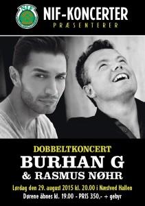 BURHAN G & Rasmus Nøhr