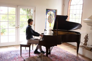Klassisk pianist