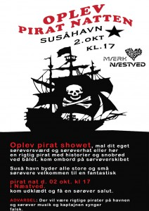 Pirater på havnen