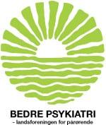 Logo Bedre Psykiatri tekst
