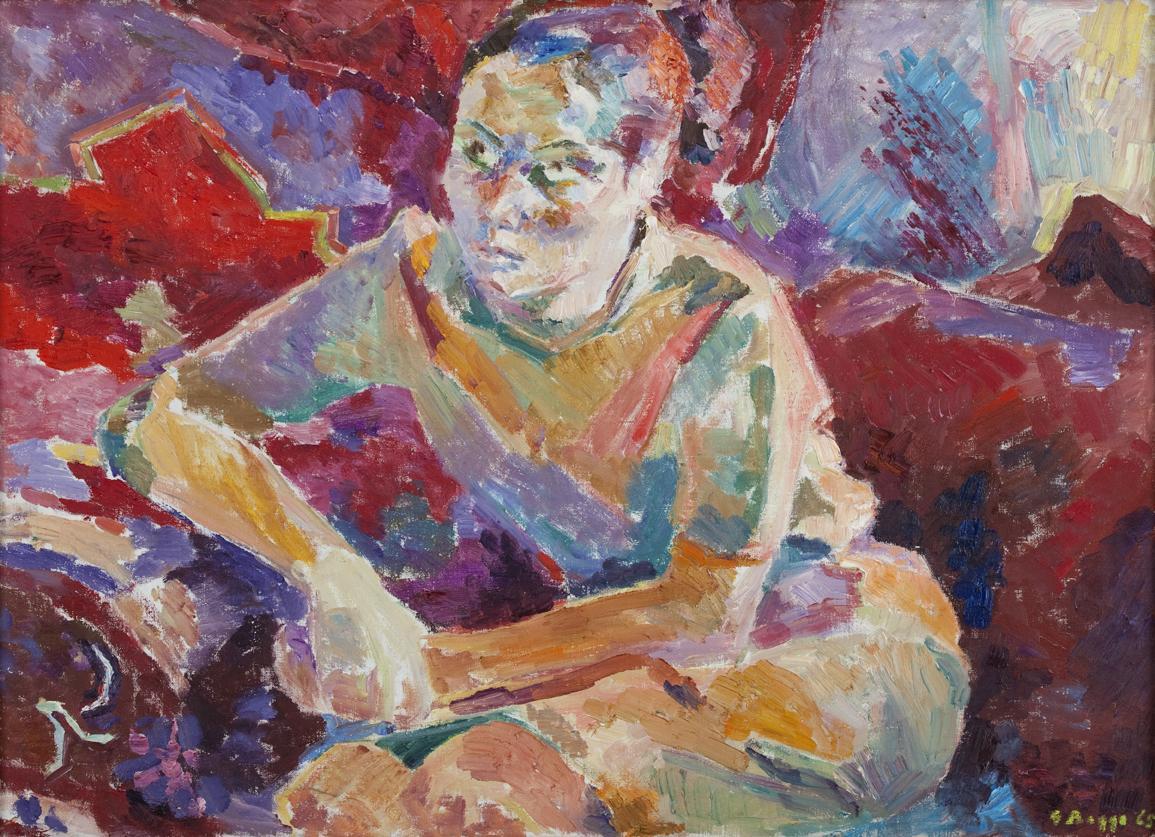 Grethe Bagges værker