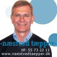 naestved taeopper