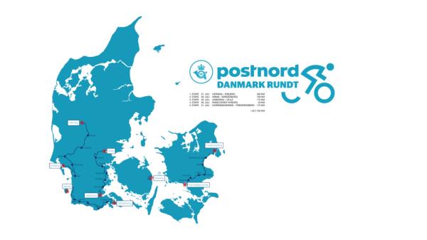 PostNord Danmark Rundt