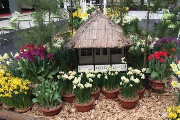 Duften af forår i Næstved Stor-Center