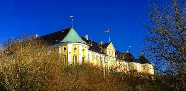 Slotsparken åbner den 16. april