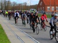 800 deltagende cyklister