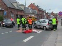 Færdselsuheld på Indre Vordingborgvej