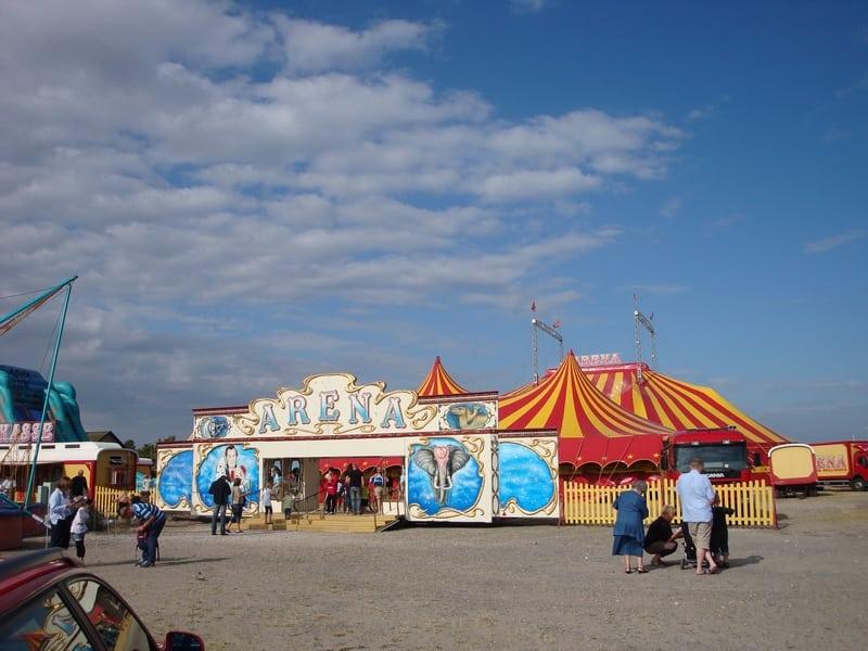 Cirkus Arena – Dit Næstved