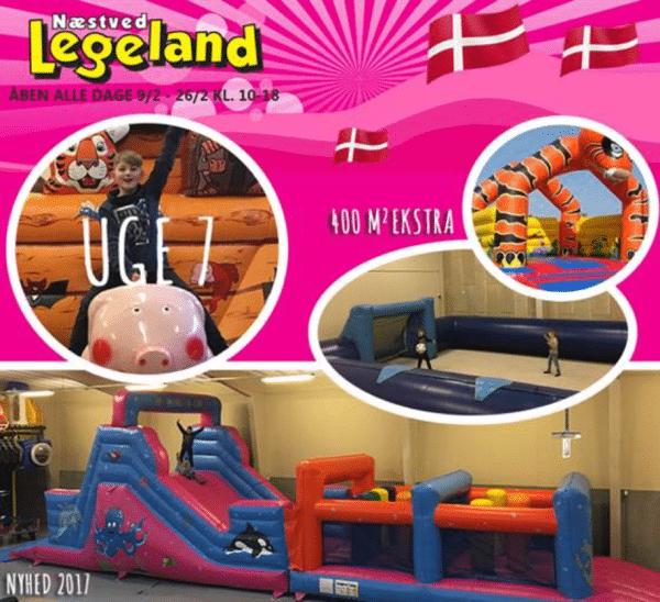 Næstved Legeland fylder 6 år