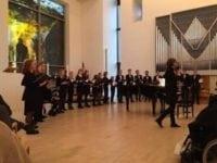 Forårskoncert i Holsted Kirke