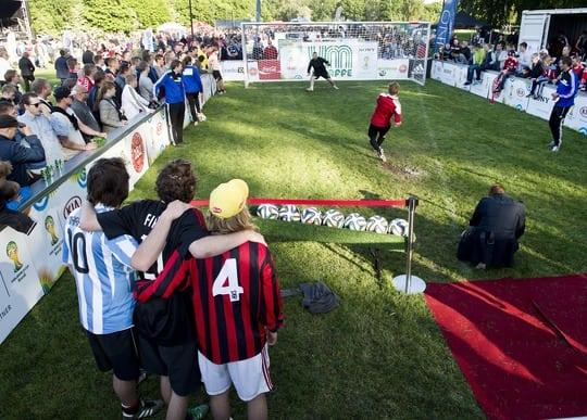 VM i Straffe og DM i Streetfodbold