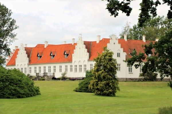 Omvisning om Rønnebæksholms historie
