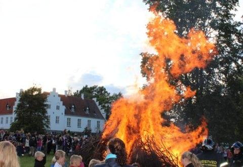 Sankt Hans på Rønnebæksholm