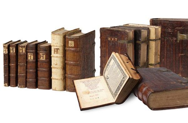 Unik bogsamling