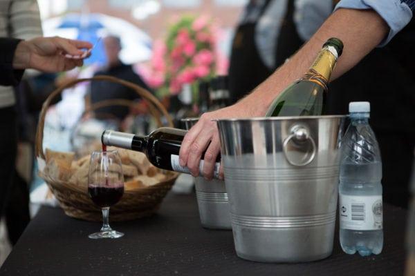 Vinfestival lige om hjørnet