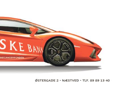 Lamborghini og et godt glas vin