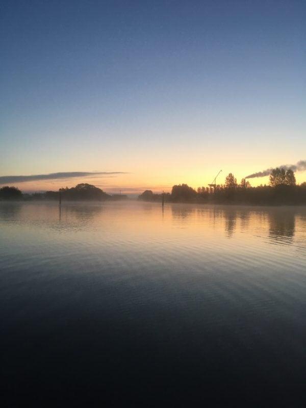 En smuk morgenstund