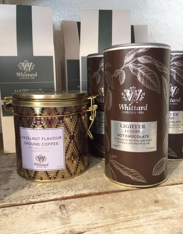 Efterårsnyheder fra Whittard