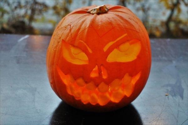 Halloween på Næstved Museum