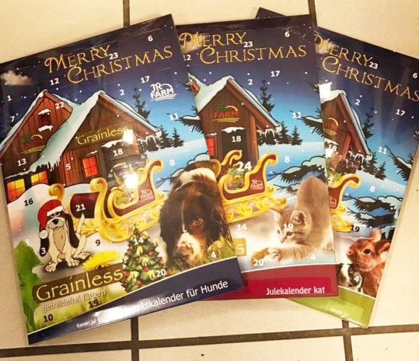 Dyrene skal også vide, det er jul