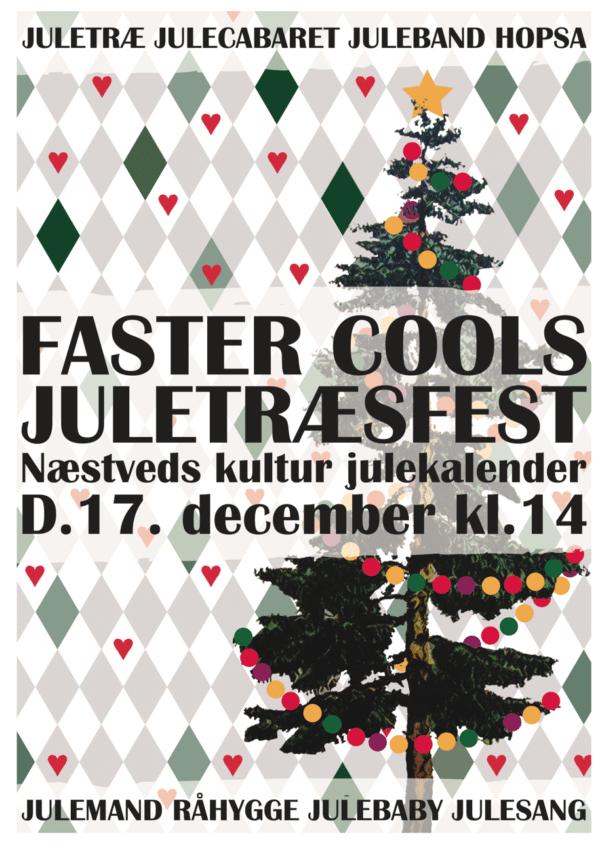 Faster Cools Juletræsfest