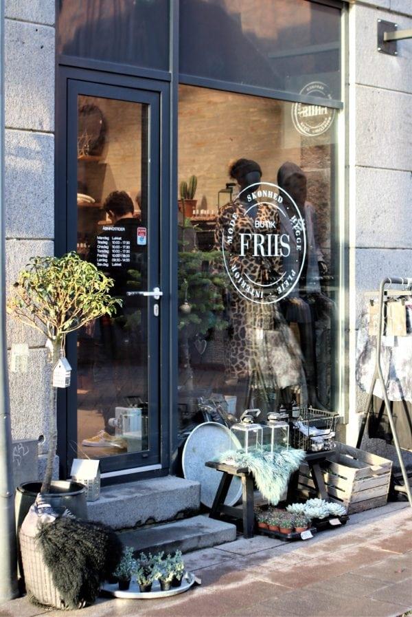 Nye smykker hos Butik Friis