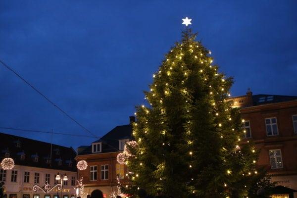 Næstved City kåret som Julens By