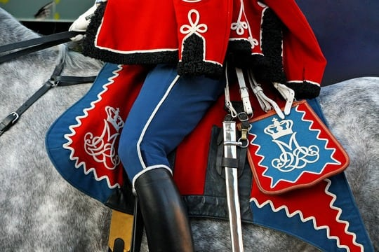 En kanon militærdag