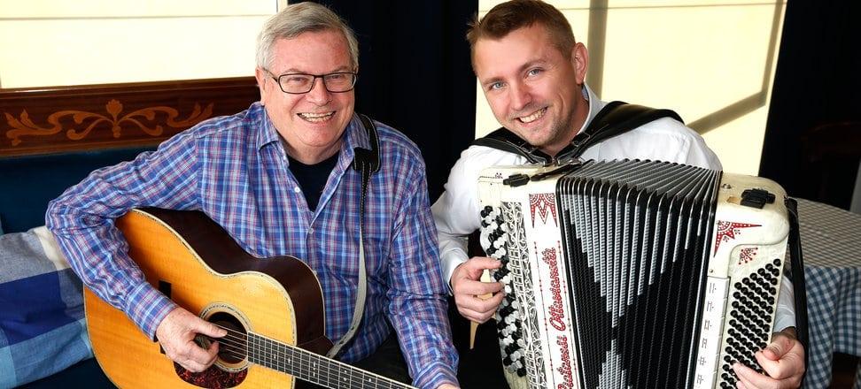 Peter Vesth & Kristian Rusbjerg – Dit Næstved