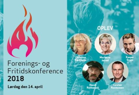 Forenings- og Fritidskonference 2018