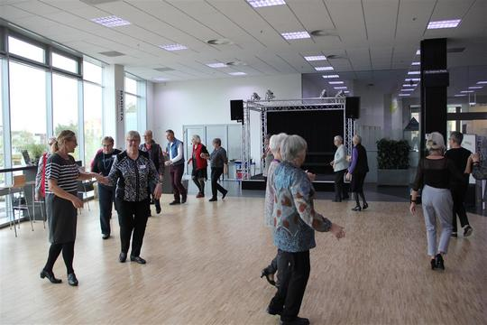 Nyd livet med seniordans