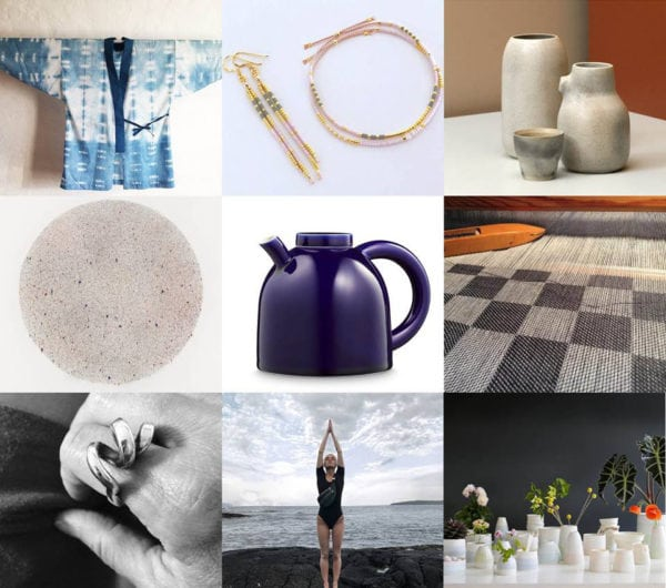 Designmarked på Det ny Holmegaard