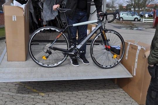 Team Næstved cykler sig til succes