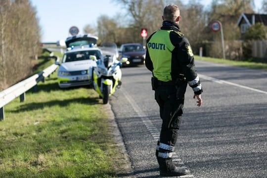 Politiet sætter ind med fartkontrol
