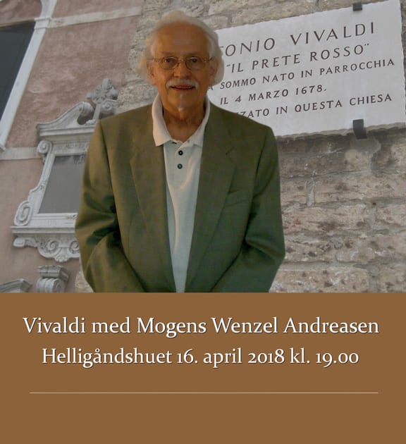 Mogens Wenzel Andreasen fortæller