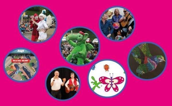 Børnekulturfestival: Familielørdag