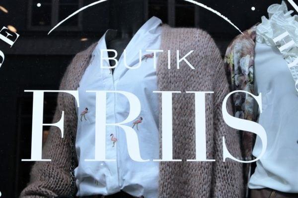 Butik Friis søger ny kollega