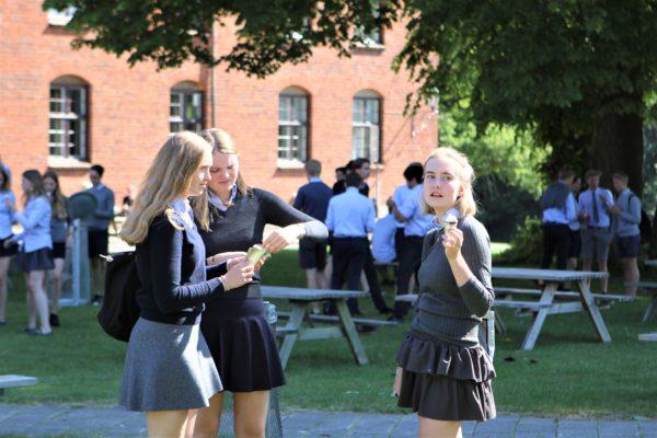Informationsdag om 6. og 7. klasse på Herlufsholm