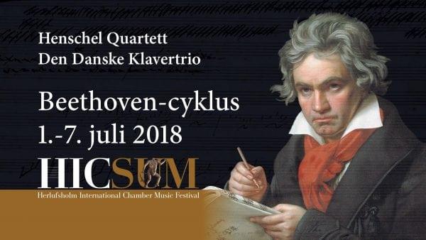 Beethoven Cyklus på Herlufholm