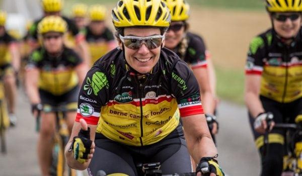 Team Rynkeby Storstrøm - Afgang mod Paris
