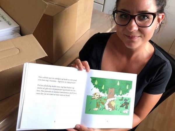 Ny børnebog på markedet