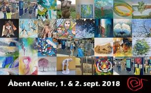 Åbent Atelier 2018